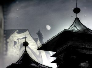 Pagodas and winter moon.jpg